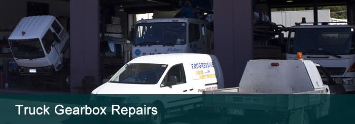 Truck Gearbox Repairs