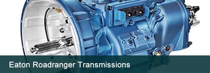 Eaton Fuller Roadranger Transmissions