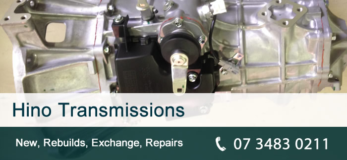 Hino Transmissions - New Used, Rebuilds, Exchange