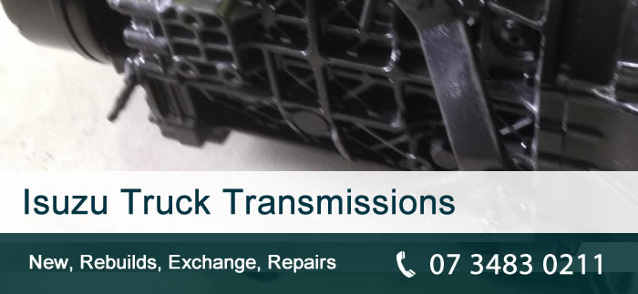 Isuzu Transmissions - New and Used Transmissions