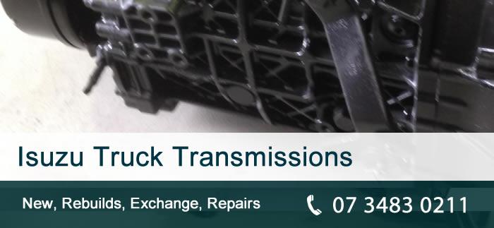 Isuzu Transmissions - New and Used Transmissions