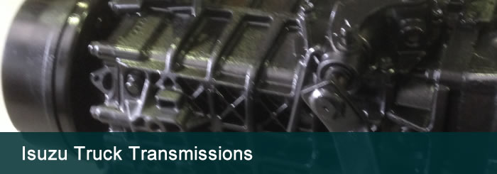 Isuzu Transmissions