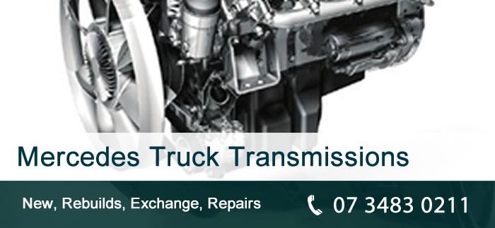 Mercedes Truck Transmissions