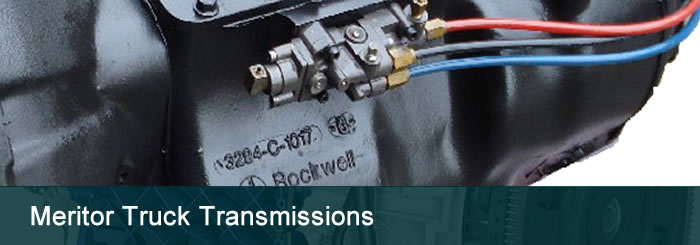 Meritor Rockwell Truck Transmissions