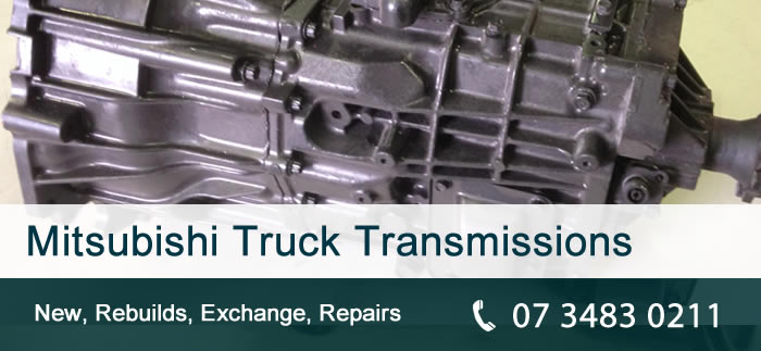 Mitsubishi Truck Transmissions - New, Used, Exchange and Rebuilt