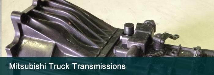 Mitsubishi Truck Transmissions