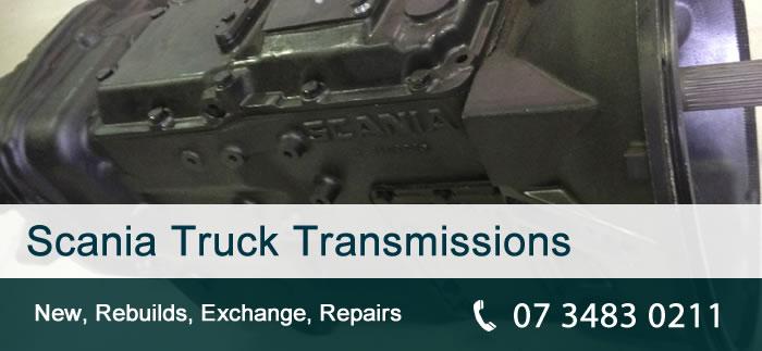 Scania Transmissions