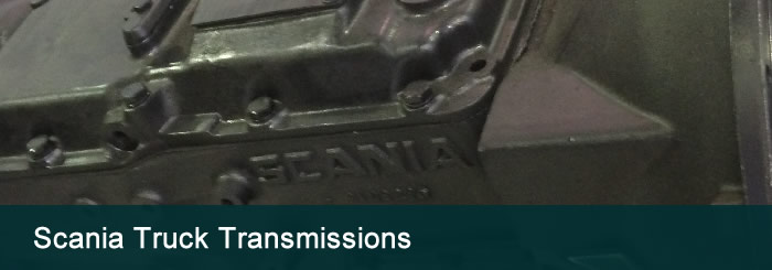 Scania Truck Transmissions
