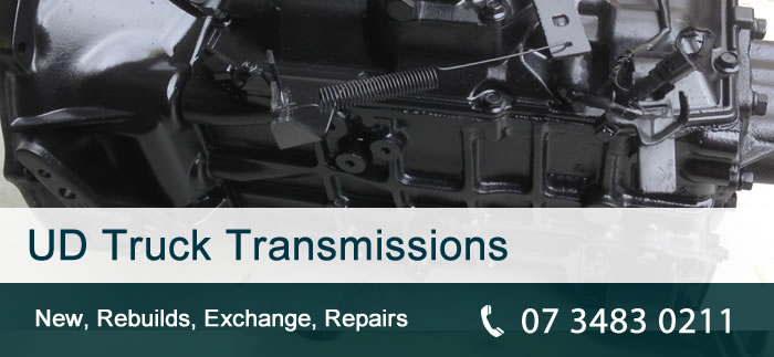 UD Transmissions - New and Used