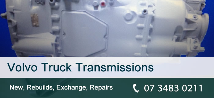 Volvo Transmissions - New Used, Rebuilds, Exchange