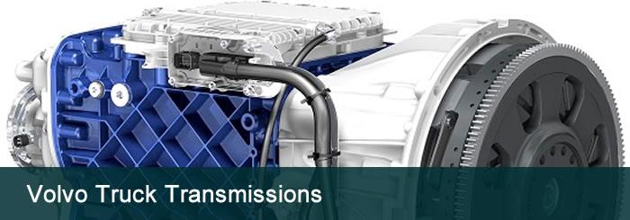 Volvo Truck Transmissions